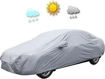 Smart G Car Cover - Grey