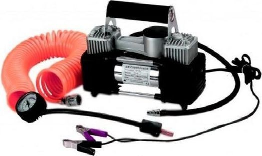 As Seen on TV LS-004 - 2 Cylinder Car Air Compressor - 200 PSI