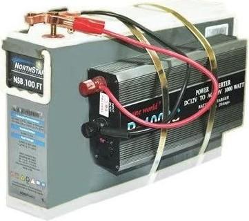 Random House Silent Electric Generator - 1000 W