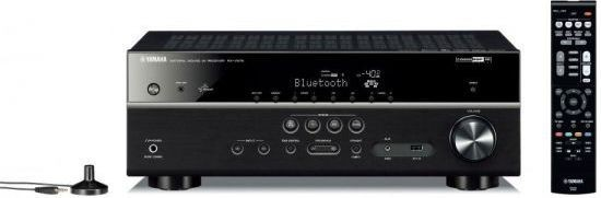 Yamaha RX-V579 7.2-Channel Network AV receiver with built-in Wi-Fi, Bluetooth and Airplay