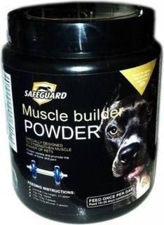 Mr.yelp Safeguard Muscle Builder Powder - 600g
