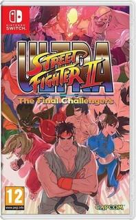 Nintendo Ultra Street Fighter II: The Final Challengers   Switch