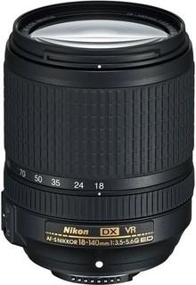 Nikon AF-S DX NIKKOR 18-140mm f 3.5-5.6G ED VR Lens For DSLR Cameras
