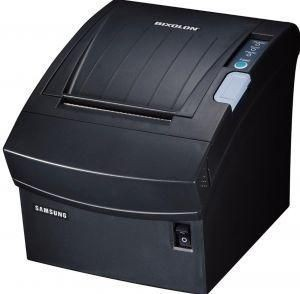 Bixolon SRP-350II Monochrome Desktop Direct Thermal Receipt Printer with USB interface, 7.87 in s Print Speed, 180 dpi Print Resolution, 3