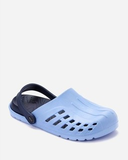 Activ Back Strap Slipper - Blue