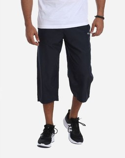 Fila Solid Short Pants - Navy Blue