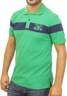 Random House Casual Polo Shirt - green