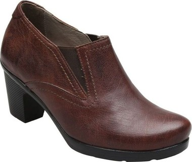 Oryx Heeled Shoes - Brown