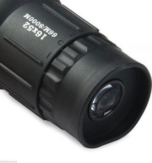 0 16 x 52 Dual Focus Zoom Optic Lens Armoring Monocular Telescope Outdoor Travel D