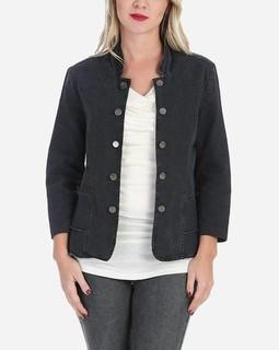 Ravin Solid Jacket - Heather Black