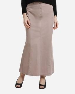 ESLA Tube Skirt - Dark Beige