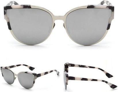 Mincl Women Cat Eyes Sunglasses Model C19018-MS