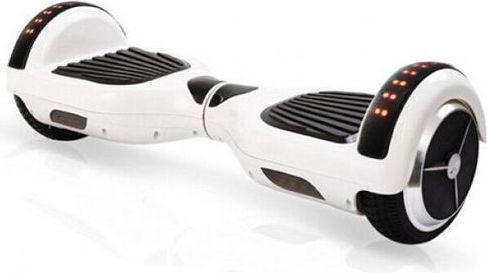 Safari Hoverboard Scooter - White