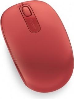 Microsoft U7Z-00034 Wireless Mobile Mouse 1850 - Red