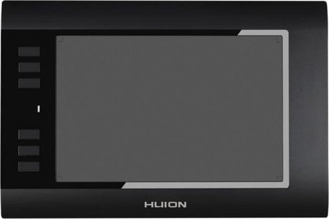 HUION H58L Graphic Tablet Black