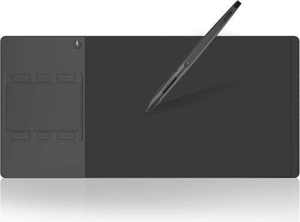 Huion Inspiroy G10T - Wireless Graphics Tablet with Touch Pad