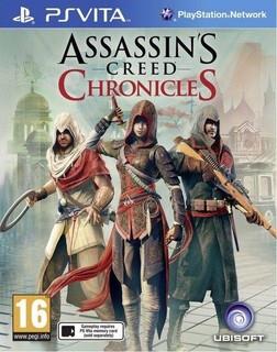 UbiSoft Assassin's Creed Chronicles | PSVita