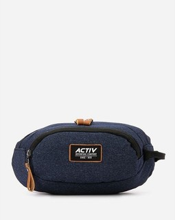 Activ Casual Waist Bag - Navy Blue