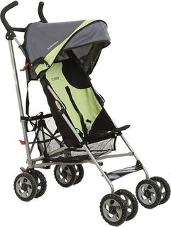 TOT Care SH161 Sporty Rider Stroller - Green