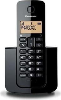 Panasonic KX-TGB110 - Cordless Telephone - Black