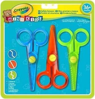 Crayola 818119Mini Kids Scissors