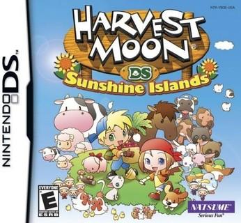 Harvest Moon for Nintendo DS