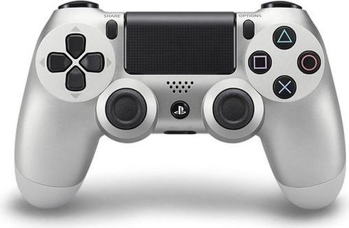 Sony DualShock 4 Controller for PS4 - Silver
