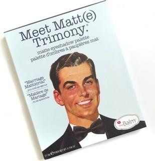 The Balm Meet Matt(e) Palette - Trimony - 9 Shades