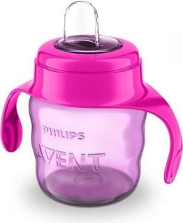 Philips Avent Classic Spout Cup - 200ml - Purple
