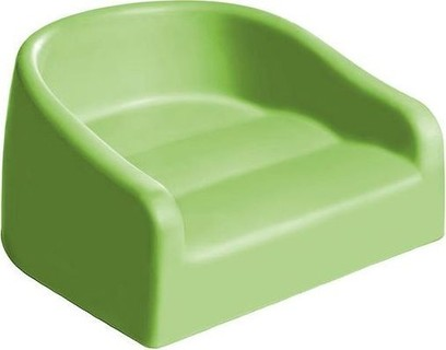 Prince Lionheart Soft Booster Seat - Mint Green