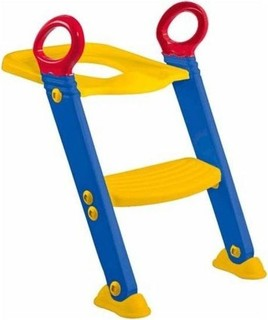 As Seen on TV Potty Training Toilet Ladder Seat