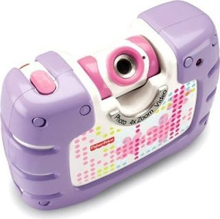 Fisher-Price Kid-Tough See Yourself Camera