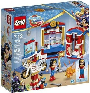 Lego DC Super Hero Girls Wonder Woman Dorm Building Toy - 41235