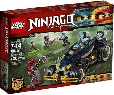 Lego 70625 Ninjago Samurai VXL - 428 Pcs