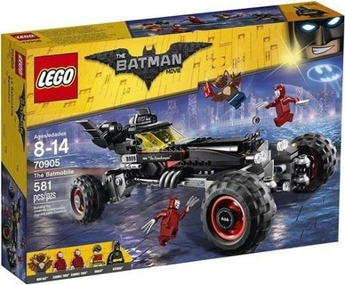 Lego 70905 Batman Movie The Batmobile Building Kit - 581 Pcs