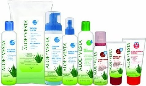 Aloe Vesta SKIN CONDITIONER, 4 oz