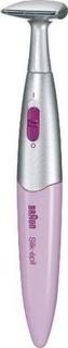 Braun FG 1100 Bikini Hair Removal Epilator - Pink