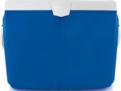 Tank Ice Box, 45 Litre- Blue