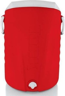 Tank Super Cool Ice Tank, 45 Litre- Red