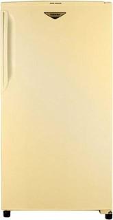 Toshiba Freestanding Deep Freezer, No Frost, 5 Drawers, 230 Liters, Gold - GF-22H-G