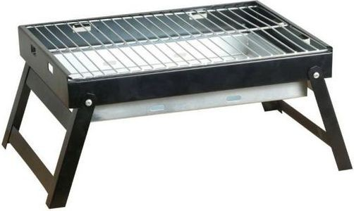 Sparo Camping 45 Charcoal Grill - Black