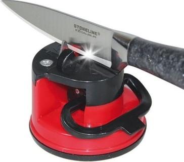 As Seen on TV Knife Sharpener - Red