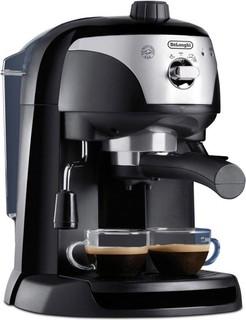 DeLonghi EC221 Pump Espresso & Coffee Machine ماكينة القهوة ديلوونجى