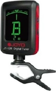 Joyo tuner with sound pickup clip