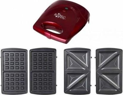 Rose ST-12 Multi Sandwich Maker - 700 Watt
