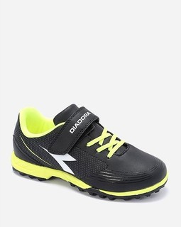 Diadora Kids Soccer Sneakers - Black