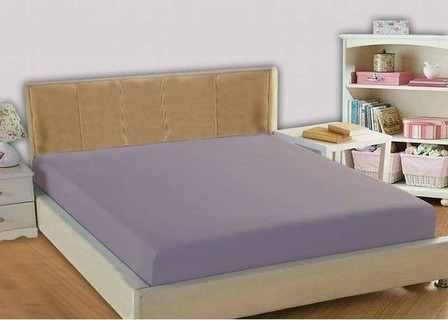 0 Foam River Protective Cotton Bed Set - Grey