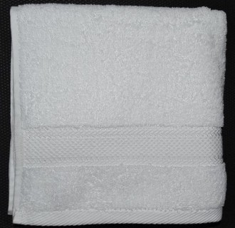 Egyptian Cotton ,White - Bath Towel