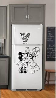 kazafakra Sticker for Refrigerator 1T131