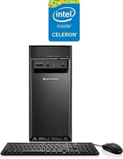 Lenovo IdeaCentre 300-20ISH Mini Tower Desktop PC - Intel Celeron - 4GB RAM - 500GB HDD - Intel GPU - DOS